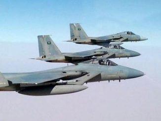 مقاتلات التحالف العربي