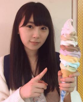 欅坂46 けやき坂46 大食い