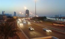 abudhabi evening
