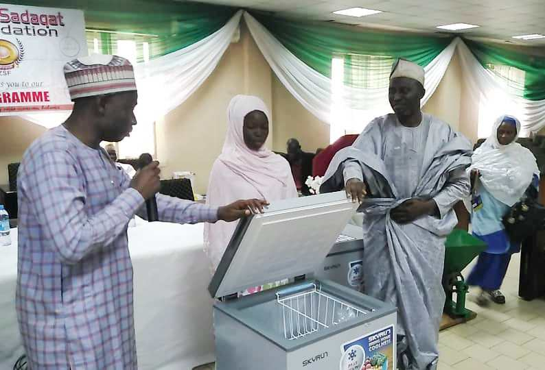 ZAKAT DISTRIBUTION CEREMONY (ABUJA), JULY 2019