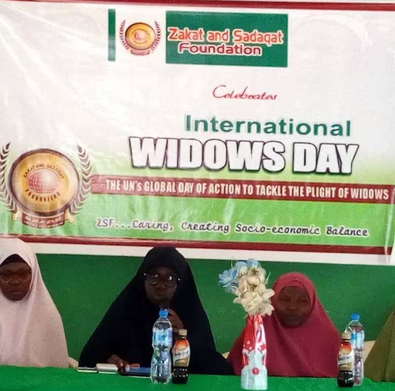 ZSF Ijebu/Remo celebrates International Widows Day