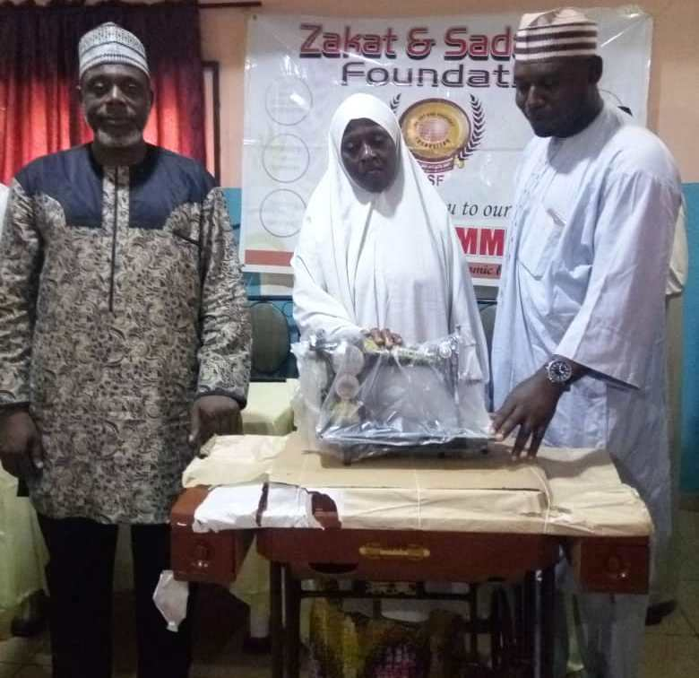 ZAKAT DISTRIBUTION CEREMONY (NASARAWA STATE), JULY 2019
