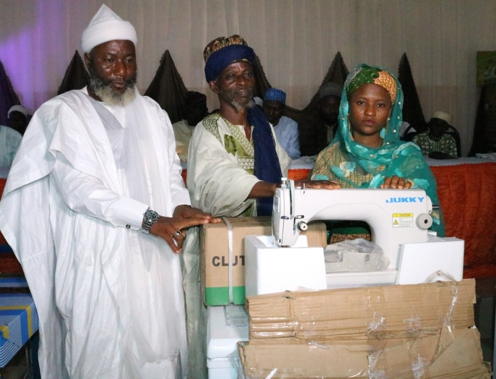 ZAKAT DISTRIBUTION CEREMONY, OSUN STATE, AUGUST 2019