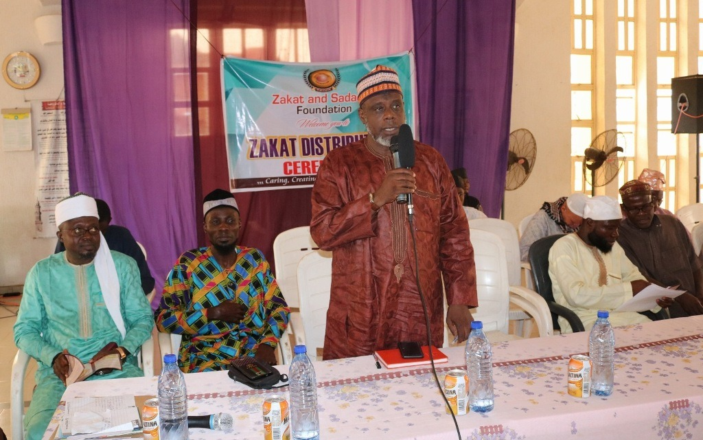 Zakat Distribution Ceremony, Ondo State, September 2019