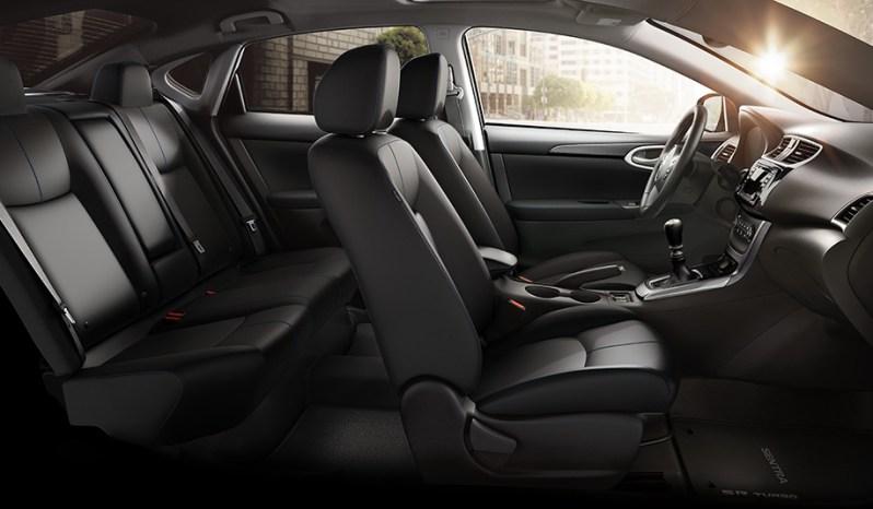 2017 Nissan Sentra S Sedan full