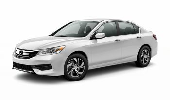 2017 Honda Accord LV