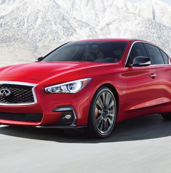 2018 infiniti sedan. Simple 2018 2018 Infiniti Q50 Red Sport 400 HP With Infiniti Sedan