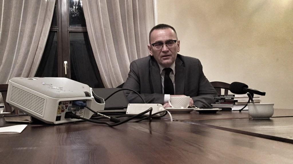 Zbrodnie PRL - spotkanie autorskie w Puławach