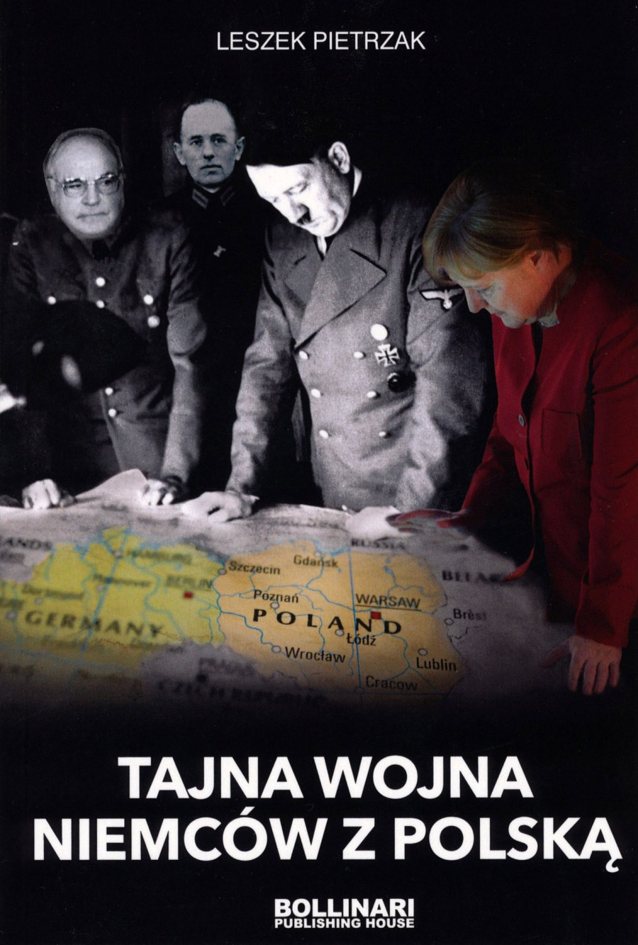 Leszek Pietrzak – Tajna wojna Niemców z Polską