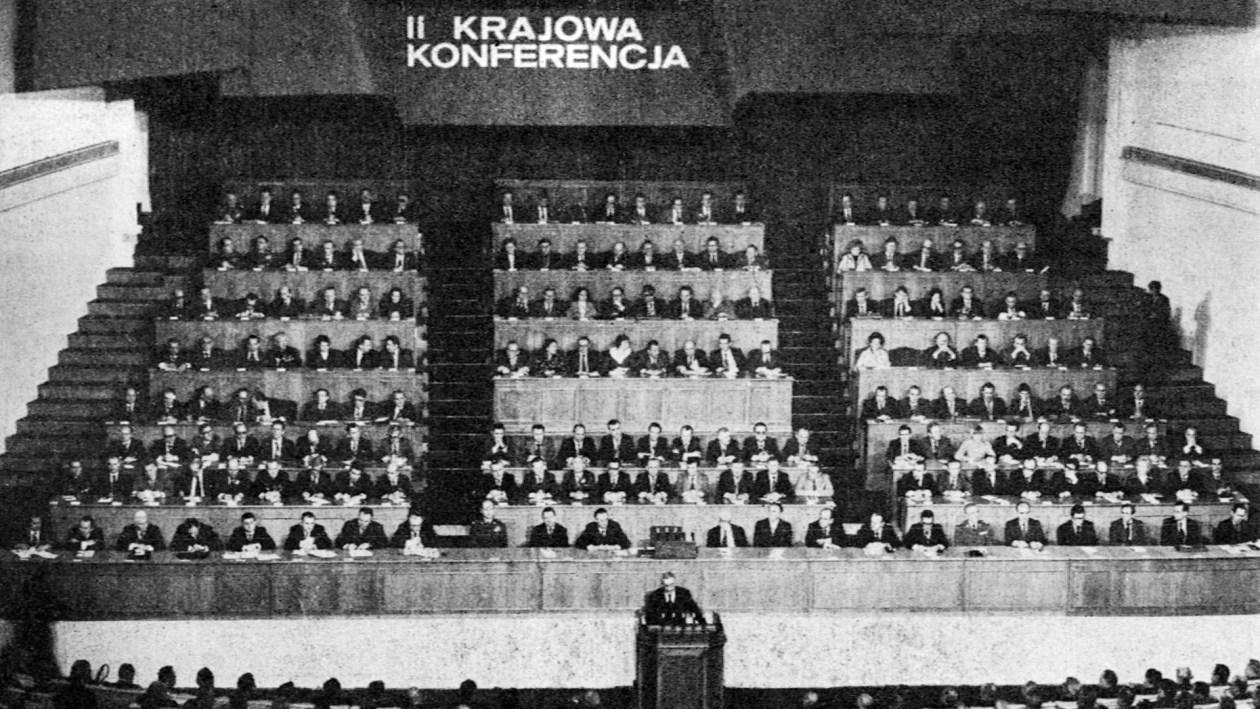 PZPR - II krajowa konferencja 1978
