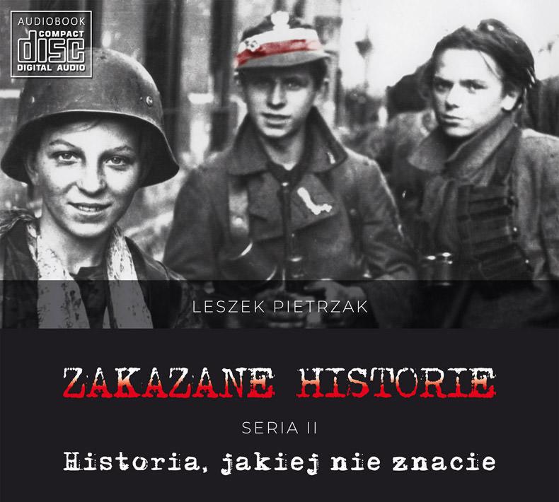 ZAKAZANE HISTORIE - SERIA II - audio CD