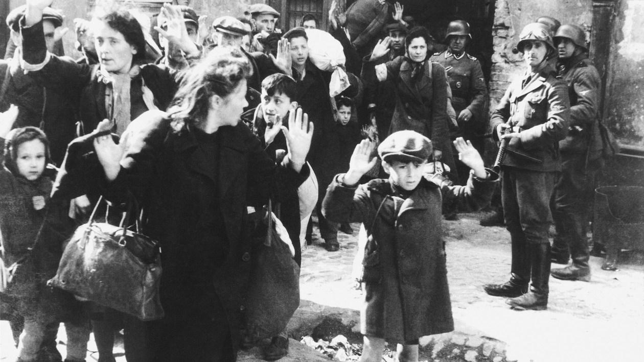 Powstanie w warszawskim getcie