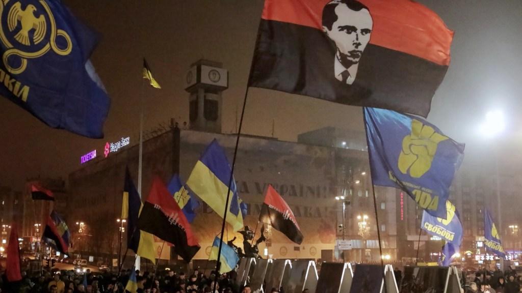 Jak Ukraina fałszuje historie II wojny światowej