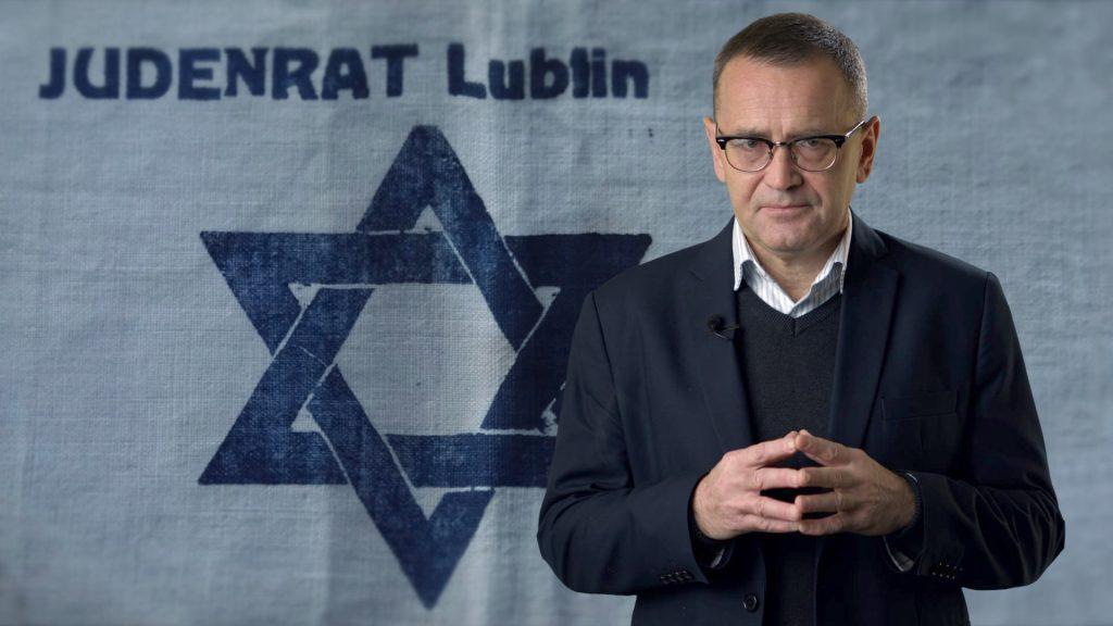 Jak Żydzi kolaborowali z Niemcami w okupowanej Polsce
