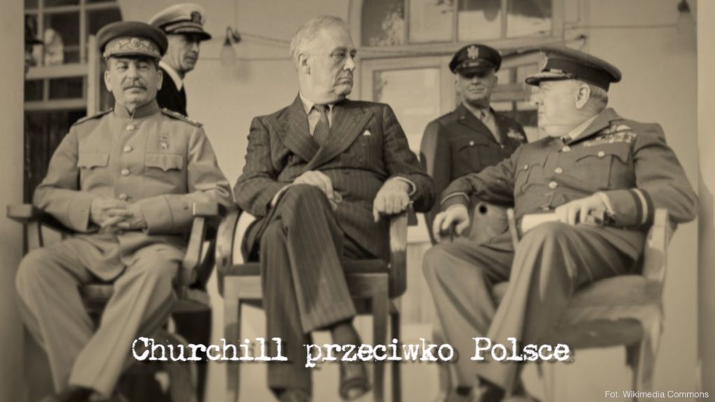 Churchill przeciwko Polsce