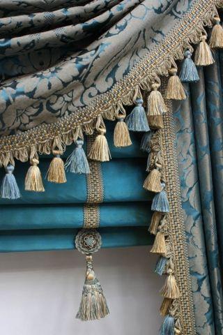 нестандартные решения для римских штор