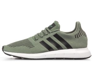adidas Originals SWIFT RUN CG4115 Πράσινο