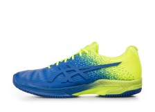 ASICS SOLUTION SPEED FF L.E. CLAY 1041A027-400 Μπλε
