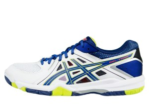 VOLLEY ASICS GEL-TASK B505Y-0142 Λευκό