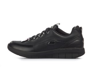 SKECHERS SYNERGY 2.0 CLASSIC LEATHER 12363-BBK Μαύρο