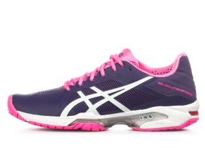 ASICS GEL-SOLUTION SPEED 3 E650N-3301 Μωβ