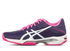 ASICS GEL-SOLUTION SPEED 3 CLAY E651N-3301 Μωβ