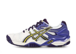 ASICS GEL-RESOLUTION 5 E350Y-0133 Λευκό