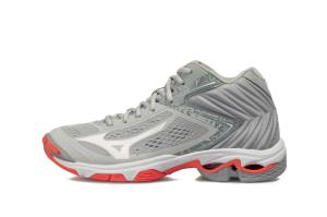 MIZUNO WAVE LIGHTING Z5 MID (W) V1GC1905-60 Γκρί
