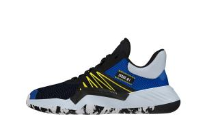 adidas Performance D.O.N. ISSUE 1 J EG6564 Μαύρο