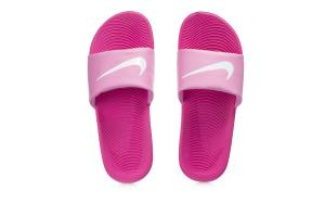 NIKE KAWA SLIDE GS 819352-602 Ροζ