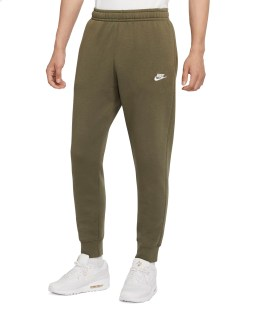 NIKE SPORTSWEAR CLUB FLEECE MEN'S JOGGERS BV2671-380 Χακί