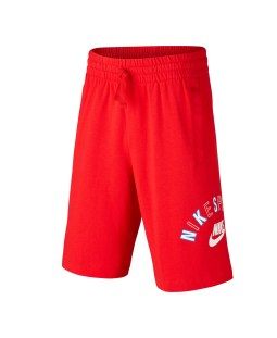 NIKE B NSW RTL GOOD JSY SHORT CU1274-657 Κόκκινο