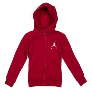 JORDAN JUMPMAN FLEECE FZ 955213-R78 Κόκκινο