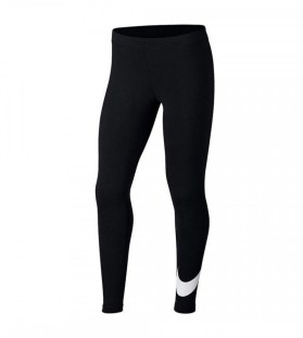 NIKE G NSW FAVORITES SWSH TIGHT AR4076-010 Μαύρο