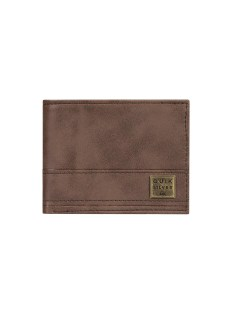 QUIKSILVER NEW STITCHY WALLET EQYAA03900-CSD0 Καφέ