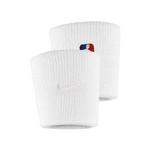 NIKE WRISTBANDS NBA N.KN.03-100 Λευκό