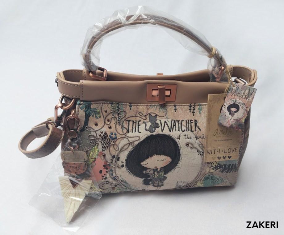 anekke taška - kabelka Jungle velká