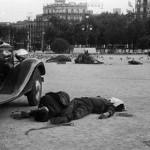 Plaza de Catalunya 1936