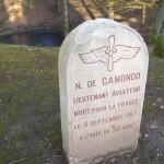 Tombe de Nissim de Camondo