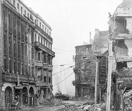 Köln 6 mars 1945