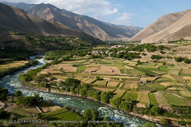 Vallée du Panjshir