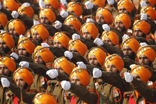 Sikh Light Infantry Regiment
