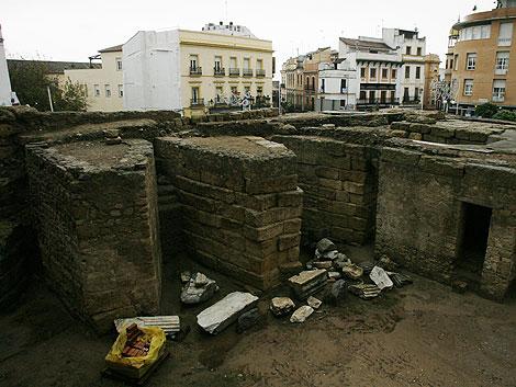 Muraille romaine de Cordoue