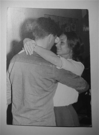 Mes parents en 1963