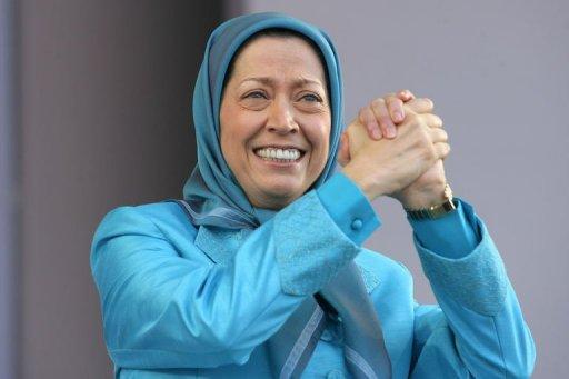 Maryam Radjavi