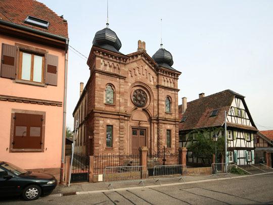 Synagogue de Wolfisheim