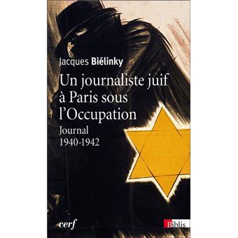 Livre de Jacques Biélinky