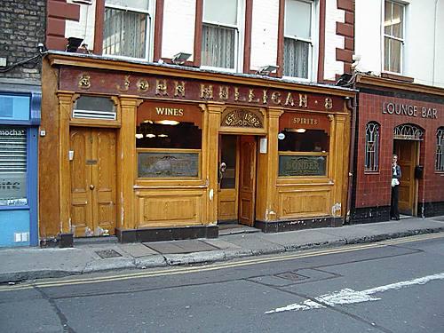 John Mulligan Pub, Dublin