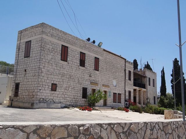 Maison de Laurence Oliphant à Dalyat al-Karmel