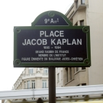 Place Jacob Kaplan, Paris 9°